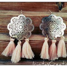 Boho chandelier earrings available in my shop Chandelier Earrings, Dream Catcher, I Shop, Crochet Earrings, Boho, Etsy, Shopping, Jewelry, Decor