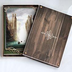 Karta na 40. urodziny dla fana Tolkiena