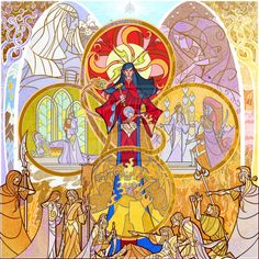 davidesky2:  Middle-Earthart (including some great pieces for stories from The Silmarillion) by Jian Guo, via Neatorama.