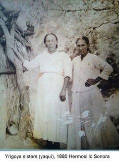 Yaqui women