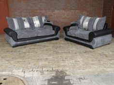 Kirko 3+2 Seater Sofa Free UK Delivery Buy direct from website : www.woodlers.co.uk