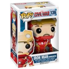 Iron Man Unmasked Vinyl Bobble-Head136