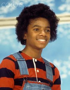 I loved it when Michael looked like himself.