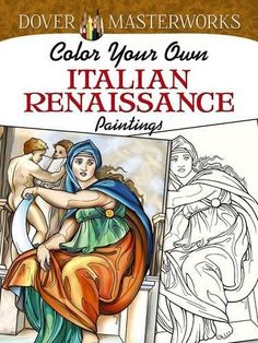 Dover Masterworks: Color Your Own Italian Renaissance Pai... http://amzn.to/2nqlyqt