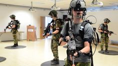 When soldiers are trained, they are trained to be prepared to face the worst possible situations while under the influence of stress and adrenaline. This is often difficult to achieve in a controlled environment setting. VR would create a hyper realistic environment that would stimulate and elicit the physical conditions for the soldiers in training.