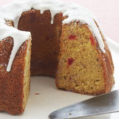 Hummingbird Cake: If you're a fan of Maraschino cherries, bananas and pineapple, this Hummingbird Cake is a must. Enhance the fruit flavors in the Duncan Hines Classic Yellow Cake Mix with a hint of vanilla and a pinch of cinnamon.