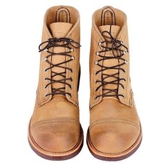 Red Wing Iron Ranger Boots Hawthrone Muleskinner #fashion #apparel