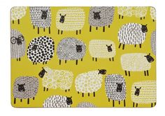 Dotty Sheep Placemats by Ulster Weavers Set of 4