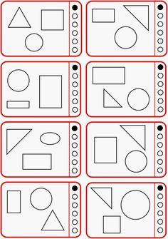 Lernstübchen: Formen merken (1)
