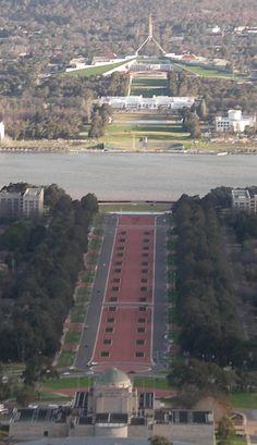 Canberra: Australian Parliament