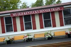 Ride My Old Kentucky Dinner Train