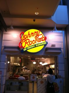 Johnny rockets wildwood nj