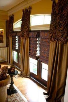 Houston Home Fabrics, Accessories, and Decor | Interior Design Services | Woodlands Fabrics & Interiors | Living Room Window Treatments