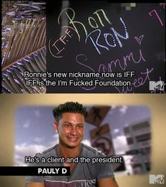 The Best Moments From Last Night's Jersey Shore [Episode 2]