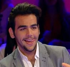 Isn't he just the best thing? Ignazio Boschetto  ⭐️IL VOLO⭐️