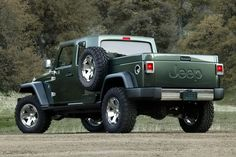 New Jeep Pickup Truck 2014 | ... Jeep's top bosses are mulling over the possibility of reinventing the