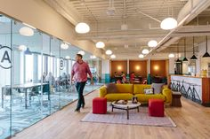 A Tour of WeWork - Embarcadero - Officelovin