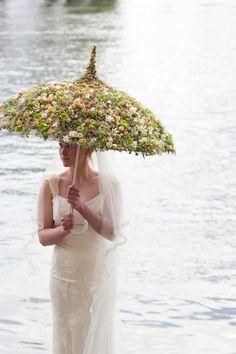 """guarda-chuva """"buquê"""""""