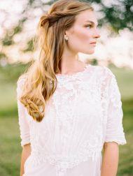 Rustic Chic Wedding Inspiration at Verulam Farm - Style Me Pretty