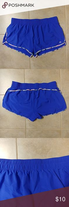 GapFit Active Shorts Great Condition. Only worn a few times. GapFit Blue Active Shorts. Size Large. GAP Shorts