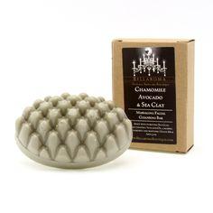 Chamomile Avocado Sea Clay Massaging Facial Bar  www.BellaromaBoutique.com