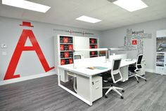 Actiu expands its presence in EEUU strengthening its strategy in Miami . #furniture #Actiu