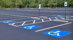 how Road Striping Works Fern Park, Bay Lake, Lake Buena Vista, Forest City, Winter Park, Parking Lot, It Works, Nailed It