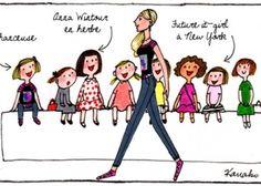 Atelier mode rien que pour les filles