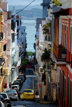 Old San Juan, Puerto Rico. I took this exact picture haha how cool!
