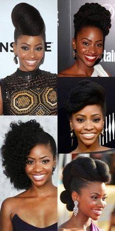 African American Haircut Styles Photos