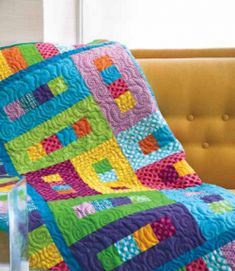 Free Quilt Pattern - Peas in a Pod McCalls  http://www.freequiltpatterns.info/free-pattern---peas-in-a-pod-by-mccalls.htm