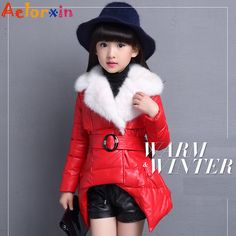 http://babyclothes.fashiongarments.biz/  Baby Girls Winter Parkas Coats PU Leather Children Outerwear Fur Collar Kids Clothing Belt Warm Thick Fashion Vestidos Infantils, http://babyclothes.fashiongarments.biz/products/baby-girls-winter-parkas-coats-pu-leather-children-outerwear-fur-collar-kids-clothing-belt-warm-thick-fashion-vestidos-infantils/, 		[xlmodel]-[size]-[9999] 	 			Size Table 		 				 ,  			[xlmodel]-[size]-[9999] 							Size Table
