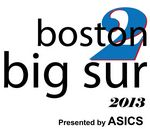 Boston 2 Big Sur! April (marathons)