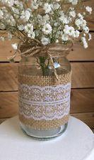 Resultado de imagen de souvenir y centro de mesa rustico para casamiento civil