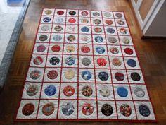 cirkel quilt 2016