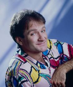 Los Angeles - CIRCA Actor Robin Williams poses for a portrait circa 1986 in Los Angeles, California (Photo by Aaron Rapoport/Corbis/Getty Images) Hollywood Actresses, Actors & Actresses, Robin Williams Movies, Oh Captain My Captain, Mork & Mindy, Richard Gere, Denzel Washington, Jackie Chan, Stand Up Comedy