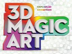 Exposição Pinturas 3D na Alfândega Porto | Pumpkin.pt