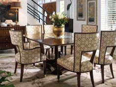 Marge Carson Tango Upholstered Side Chair