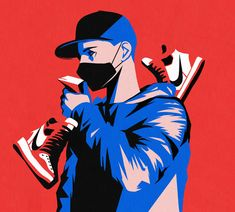 Anon on Behance Adobe Illustrator, Batman, Photoshop, Behance, Superhero, Gallery, Illustration, Poster, Fictional Characters