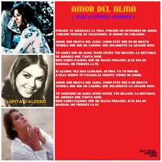 AMOR DEL ALMA  ( JOSE ALFREDO JIMENEZ )