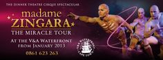 Miracle Tour comes to Cape Town