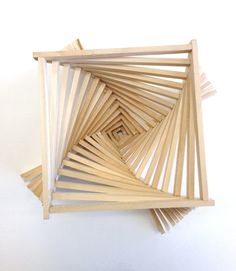 "2"" x 4"" frame sculpture by Ari Horowitz at Coroflot.com"