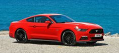 2015 Ford Mustang: 435 Horsepower For The V8, 310 For The EcoBoost #Ford #Mustang