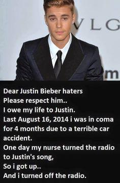 dear justin bieber haters...