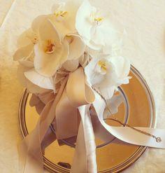 Orchid wedding bouquet  Credit: Weddings-in-croatia.net