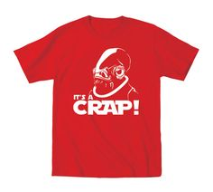 It's a Crap Jedi - kids infant baby funny humor newborn gift maternity shower boys new gift - T-shirt DT0575