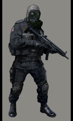 All The Valve Concept Art You Could Ever Need - Sites new Armor Concept, Concept Art, Cyberpunk, Character Concept, Character Art, Gangsters, Combat Armor, Military Special Forces, Future Soldier