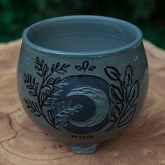 Witch Tips & Spells - sosuperawesome: Ceramics from the. Wiccan, Magick, Witchcraft, Ceramic Pottery, Ceramic Art, Deco Nature, Witch Aesthetic, Cute Mugs, Deco Table