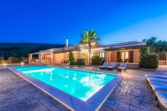 Photos - Palm Villa - Luxury Accommodation - Zante Zakynthos Greece