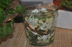 ser biały w oliwie i ziolach